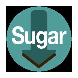น้ำตาลต่ำ